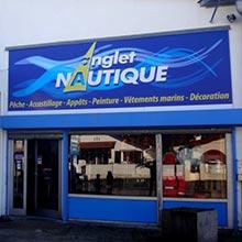 """Anglet Nautique Sports Magasin de pêche a Anglet au niveau du Port de Plaisance.Tout pour la pêche en mer ou en eau douce.De la truite au thon, du brochet a la louvine …vous trouverez tout ce qu'il vous faut pour traquer vos """"rêves""""…."""